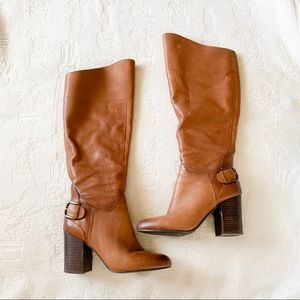 🎉HP 9/12 Vince Camuto Over Knee Heeled Boots